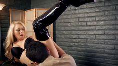 Голая Кэти Морган в порнофильме Bad Girls Behind Bars фото #1