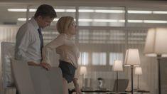 Голая Кэтлин Робертсон в сериале «Босс» фото #9