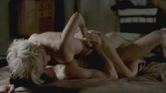 Голая Кэтлин Робертсон в сериале «Босс» фото #21