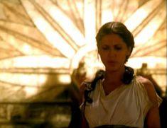 Засвет сосков Леонор Варела в сериале «Клеопатра» фото #11
