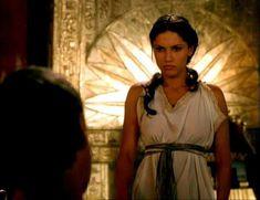Засвет сосков Леонор Варела в сериале «Клеопатра» фото #12