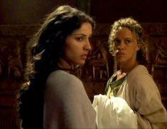 Засвет сосков Леонор Варела в сериале «Клеопатра» фото #21