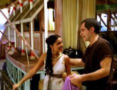 Засвет сосков Леонор Варела в сериале «Клеопатра» фото #30