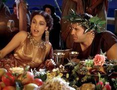 Засвет сосков Леонор Варела в сериале «Клеопатра» фото #62