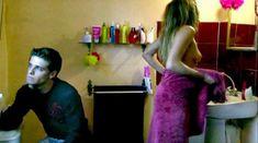 Лиззи Брошере снялась голой в фильме «У каждого своя ночь» фото #29
