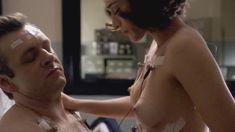 Голая Лиззи Каплан в сериале «Мастера секса» фото #23