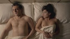 Голая Лиззи Каплан в сериале «Мастера секса» фото #50