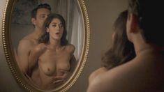 Голая Лиззи Каплан в сериале «Мастера секса» фото #54