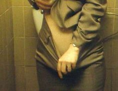Голая Линдси Дункан в сериале «Траффик» фото #7