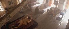 Полностью голая Лоэс Хаверкорт в фильме «Опасная встреча» фото #16