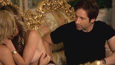 Голая Меган Стивенсон в сериале «Блудливая Калифорния» фото #1