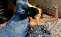 Абсолютно голая Моник ван де Вен в фильме «Турецкие наслаждения» фото #17