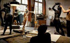 Абсолютно голая Моник ван де Вен в фильме «Турецкие наслаждения» фото #33