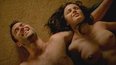 Сексуальная Наталия Авелон снялась голой в сериале «Ответный удар» фото #20