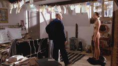 Полностью голая Наташа МакЭлхоун в фильме «Прожить жизнь с Пикассо» фото #3