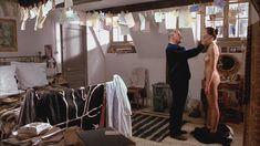 Полностью голая Наташа МакЭлхоун в фильме «Прожить жизнь с Пикассо» фото #4