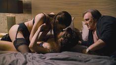 Наташа Романова оголила грудь и попу в фильме «Добро пожаловать в Нью-Йорк» фото #2