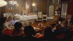Голая грудь Николь Том в сериале «Мастера секса» фото #1