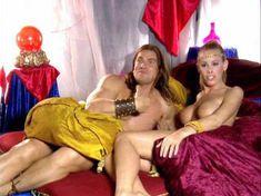 Голая Николь Шеридан в порнофильме The Erotic Dreams of Jeannie фото #10