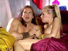 Голая Николь Шеридан в порнофильме The Erotic Dreams of Jeannie фото #12