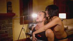 Красивая Ноэль Дюбуа снялась обнажённой в фильме «Ночное видение» фото #6