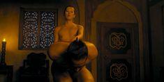 Голая Оливия Ченг в сериале «Марко Поло» фото #23