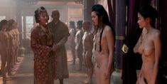 Голая Оливия Ченг в сериале «Марко Поло» фото #31