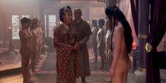 Голая Оливия Ченг в сериале «Марко Поло» фото #32