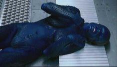 Голая Ребекка Ромейн в фильме «Люди Икс. Последняя битва» фото #1