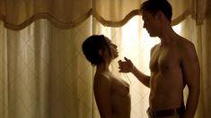 Голая Сара Лав в сериале «Подчинение» фото #4