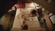 Голая Саша Александр в сериале «Бесстыдники» фото #1