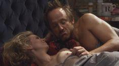 Голая Синтия Никсон в сериале «Большая буква «Р»» фото #6
