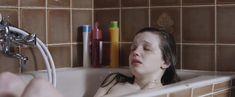 Голая Солен Риго в фильме «Юная любовь» фото #6