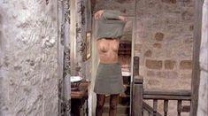 Голая Сьюзен Джордж в фильме «Соломенные псы» фото #1