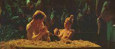 Голая Хелен Миррен в фильме «Повар, вор, его жена и её любовник» фото #13