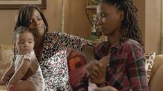 Голая Шанола Хэмптон в сериале «Бесстыдники» фото #9