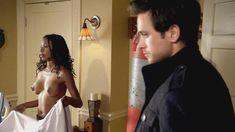 Голая Шанола Хэмптон в сериале «Бесстыдники» фото #18