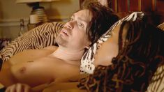 Голая Шанола Хэмптон в сериале «Бесстыдники» фото #27