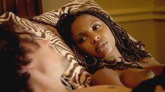 Голая Шанола Хэмптон в сериале «Бесстыдники» фото #28