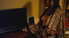 Голая Шанола Хэмптон в сериале «Бесстыдники» фото #29