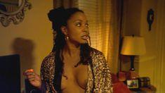 Голая Шанола Хэмптон в сериале «Бесстыдники» фото #32