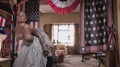 Голая Шанола Хэмптон в сериале «Бесстыдники» фото #36
