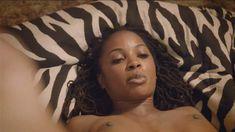 Голая Шанола Хэмптон в сериале «Бесстыдники» фото #40