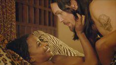 Голая Шанола Хэмптон в сериале «Бесстыдники» фото #42