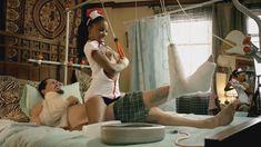 Голая Шанола Хэмптон в сериале «Бесстыдники» фото #51
