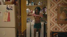 Голая Шанола Хэмптон в сериале «Бесстыдники» фото #60