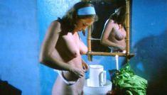 Полностью голая Шарлотт Александра в фильме «Настоящая девчонка» фото #9