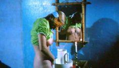 Полностью голая Шарлотт Александра в фильме «Настоящая девчонка» фото #10