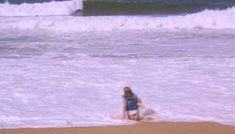 Полностью голая Шарлотт Александра в фильме «Настоящая девчонка» фото #23