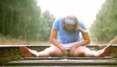 Полностью голая Шарлотт Александра в фильме «Настоящая девчонка» фото #27